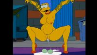 Marge meets with tentacles, 1280x720, 2 m 27 s, 36.2MB, webm